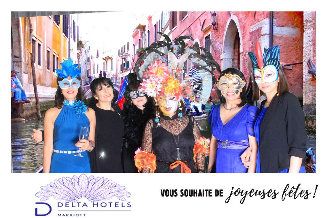 Le Carnaval de Venise vous accueille