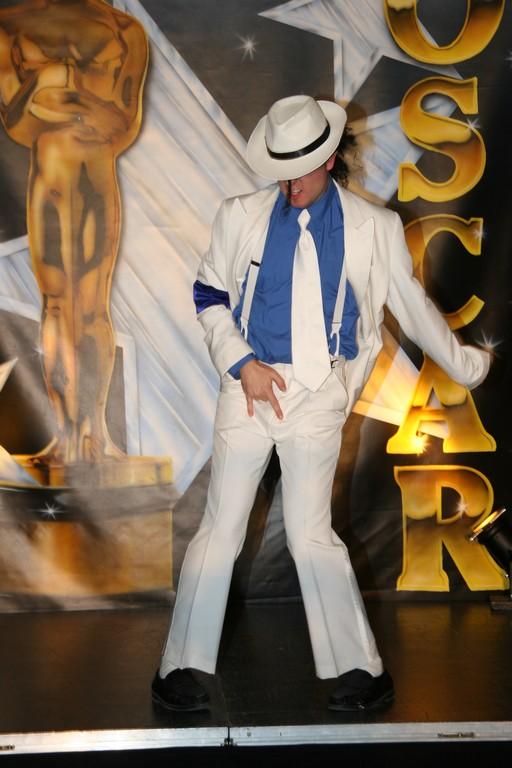 M. jackson ouverture danse
