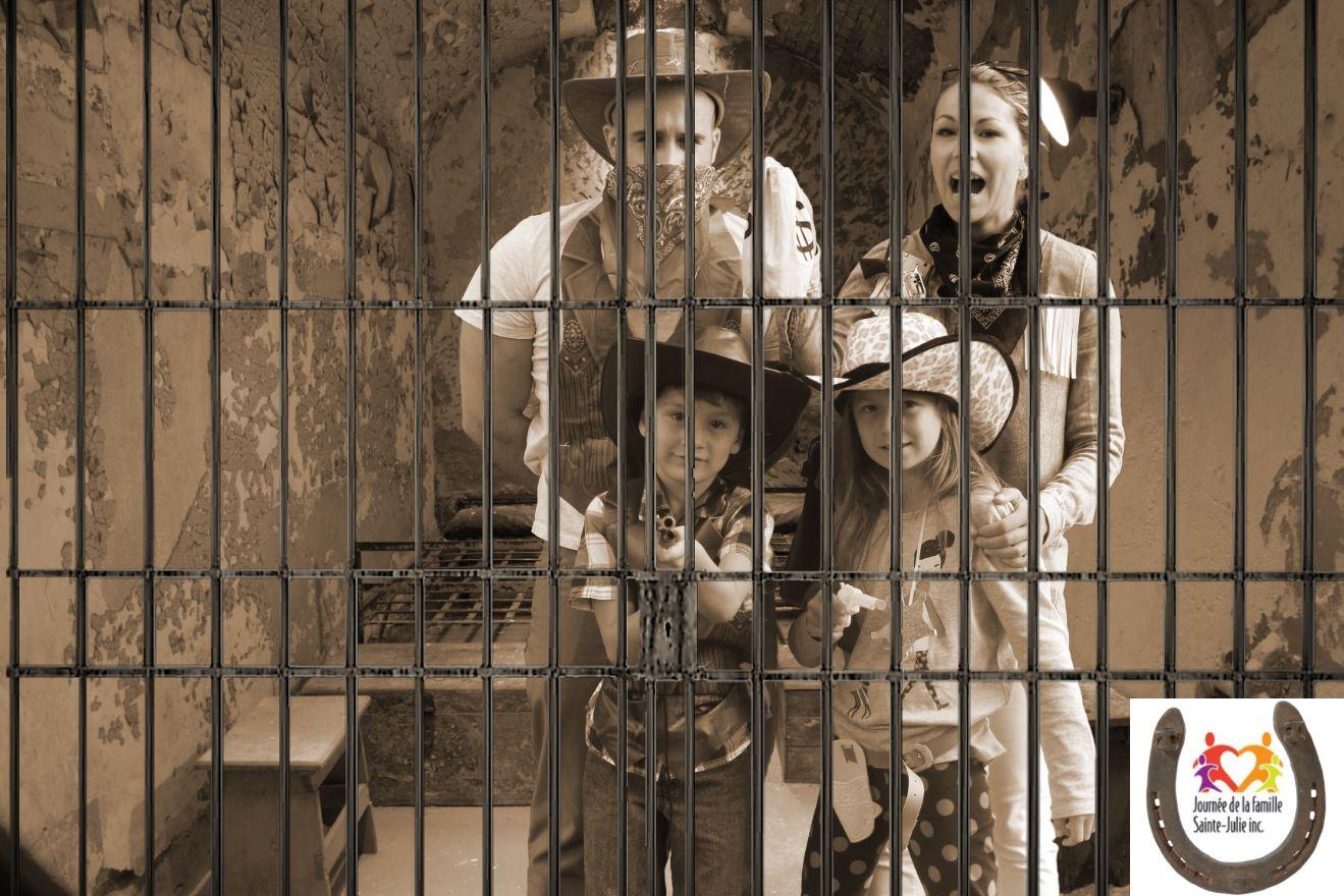 Une vrai prison cowboy