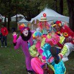 Clown Bonheur